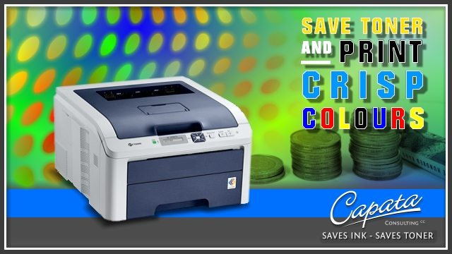 Saving Ink – It's An Easy Way To Go Green And Save Money